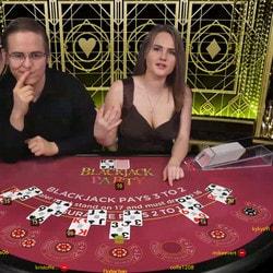 Blackjack Party sur Stakes