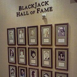 Blackjack Hall of Fame