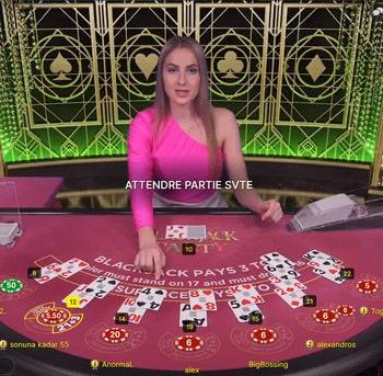 Utiliser la technique de la martingale au blackjack pour gagner