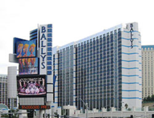 Un jackpot au blackjack tombe au Bally's Las Vegas