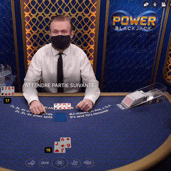 Power Blackjack est accessible sur Casino Joka