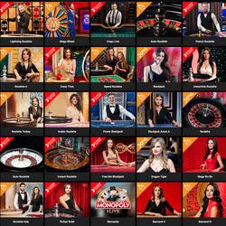 Cbet reference des casinos avec jeux avec croupiers en direct