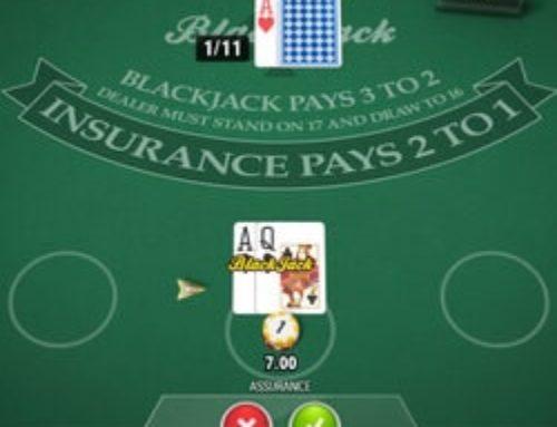 Jouer au blackjack gratuit avant de jouer en argent réel