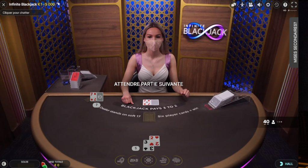 Tout savoir sur le Blackjack en ligne par Black-Jack.Blog