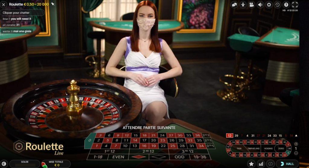 Tout savoir sur la roulette en ligne par Black-Jack.Blog