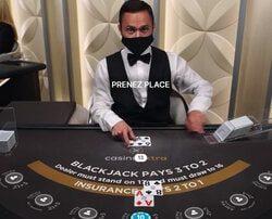 Tournoi de blackjack en ligne sur Dublinbet du 1er au 30 juin 2021
