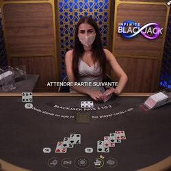 Top 3 des meilleures tables de blackjack en ligne d'Evolution