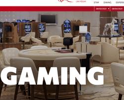 Excellents résultats pour les casinos du Nevada en juin 2021