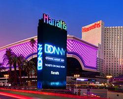 Un jackpot au Harrah's Las Vegas